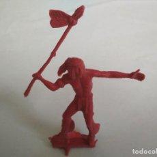 Figuras de Goma y PVC: FIGURA INDIO LAFREDO 85MM. Lote 121032059
