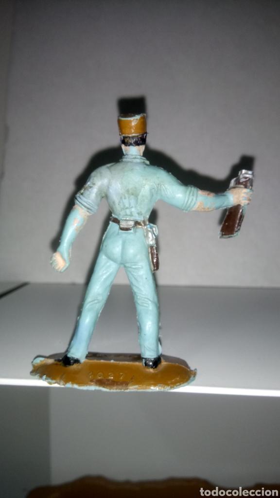 Figuras de Goma y PVC: SOLDADOS DEL MUNDO COMANSI. - Foto 3 - 121042854