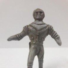 Figuras de Goma y PVC: FIGURA COMANDOS DEL ESPACIO . REALIZADA POR REAMSA . ORIGINAL AÑOS 50 EN GOMA. Lote 121056187