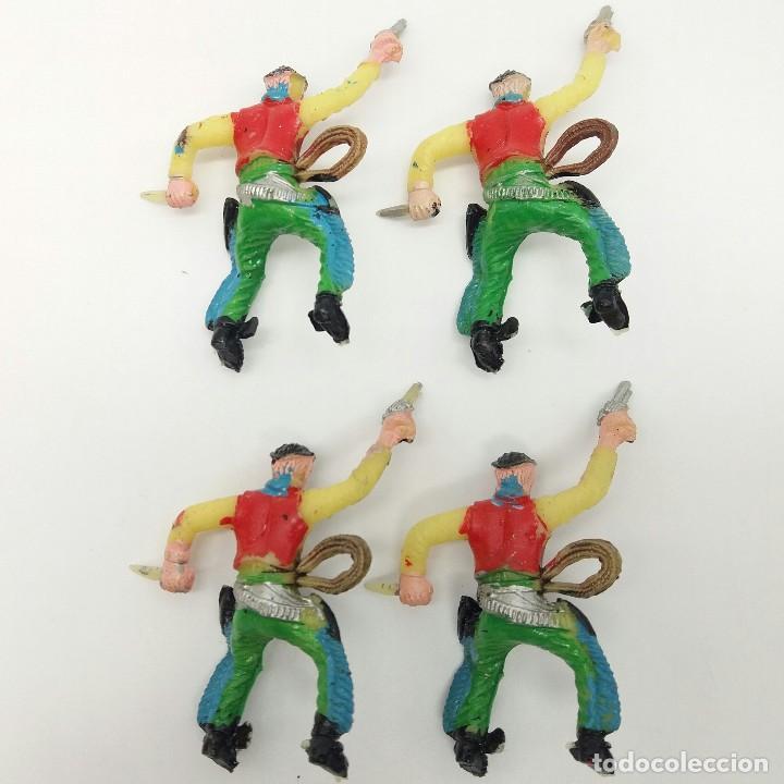 Figuras de Goma y PVC: Lote de Vaqueros SOTORRES - Foto 2 - 121092463