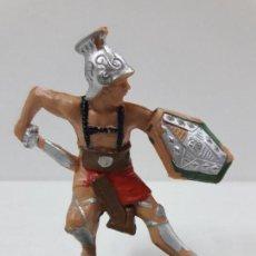 Figuras de Goma y PVC: GLADIADOR ROMANO . FIGURA REAMSA Nº 163 . AÑOS 60. Lote 121149667
