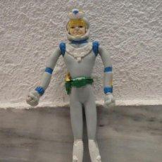 Figuras de Goma y PVC: FIGURA GOMA TELEMACO ULYSSE 31 VICMA - AÑOS 80 - FLEXIBLE . Lote 121152123