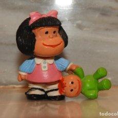 Figuras de Goma y PVC: FIGURA PVC MAFALDA COMICS SPAIN - AÑOS 80 - MUY BUEN ESTADO. Lote 121152507