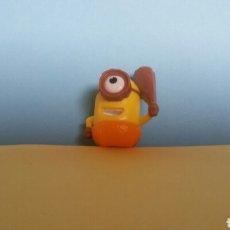 Figuras Kinder: FIGURA PIEZA KINDER MINION. Lote 121277538