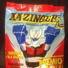 Figuras de Goma y PVC: MAZINGER Z SOBRE COMANSI 1972. Lote 121285351
