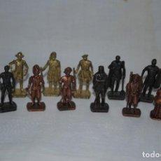 Figuras Kinder: FIGURAS METALICAS KINDER SORPRESAS . Lote 121383607