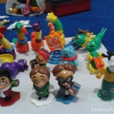 Figuras Kinder: LOTE KINDER 15 FIGURAS . Lote 121385591