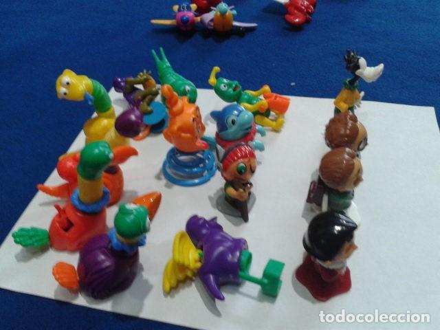 Figuras Kinder: LOTE KINDER 15 FIGURAS - Foto 3 - 121385591