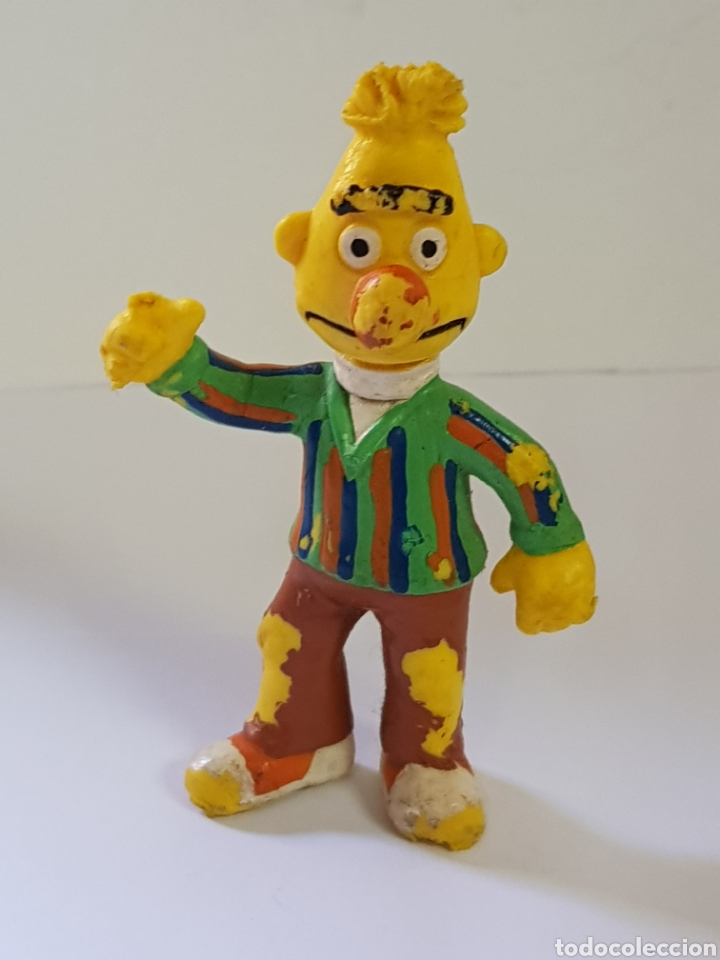 PVC BLAS DE BARRIO SESAMO - BULLY (Juguetes - Figuras de Goma y Pvc - Bully)