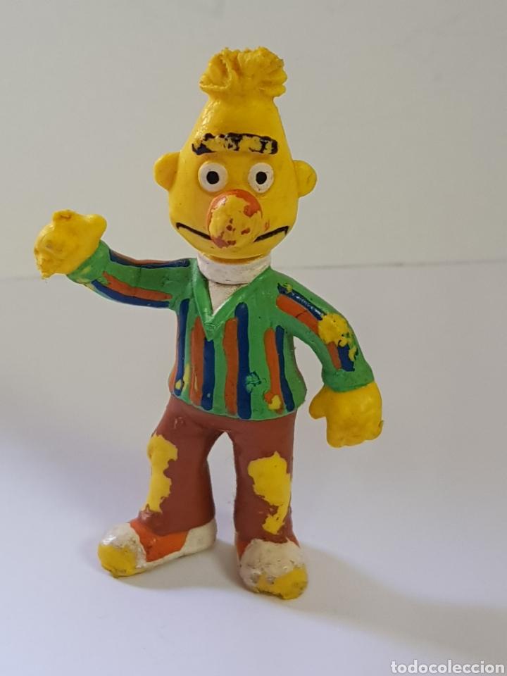 Figuras de Goma y PVC: PVC BLAS DE BARRIO SESAMO - BULLY - Foto 2 - 121541532