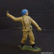 Figuras de Goma y PVC: TEIXIDO SOLDADO ESPAÑOL 3. Lote 121548083