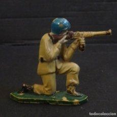 Figuras de Goma y PVC: TEIXIDO SOLDADO ESPAÑOL 4. Lote 121548347