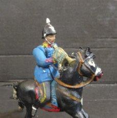 Figuras de Goma y PVC: TEIXIDO GUARDIA GENERALISIMO. Lote 121548543
