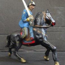 Figuras de Goma y PVC: TEIXIDO GUARDIA GENERALISIMO. Lote 121548755