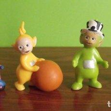 Figuras de Goma y PVC: LOTE FIGURAS GOMA PVC SERIE TV LOS TELETUBBIES - BULLYLAND. Lote 121626167