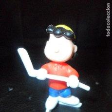 Figuras Kinder: FIGURA PVC CARLITOS SNOOPY PEANUTS- MARCA: KINDER. Lote 121650779
