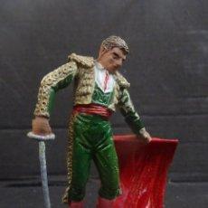 Figuras de Goma y PVC: TEIXIDO TORERO FIGURA 2. Lote 121767039