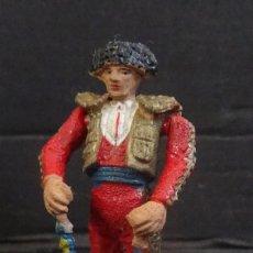 Figuras de Goma y PVC: TEIXIDO TORERO FIGURA 3. Lote 121767427