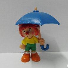 Figuras de Goma y PVC: PUMUKI BULLY BULLYLAND PUMUCKI PUMUCKY PUMUKY PARAGUAS DIBUJOS ANIMADOS FIGURA PVC. Lote 121785691