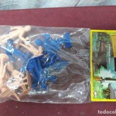 Figuras de Goma y PVC: BOLSA DE COMANSI (V) ... THUNDERBIRDS.. GUARDIANES DEL ESPACIO. Lote 121821447