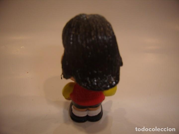 Figuras de Goma y PVC: Figura Mafalda, no se el nombre, de Quino, años 2003, Nueva. - Foto 3 - 121851603