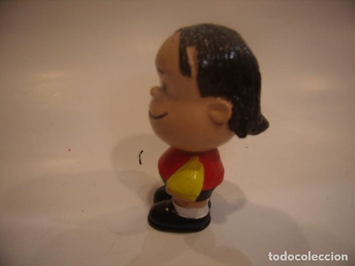 Figuras de Goma y PVC: Figura Mafalda, no se el nombre, de Quino, años 2003, Nueva. - Foto 4 - 121851603