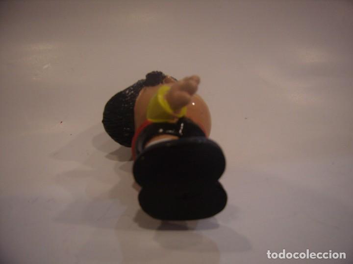 Figuras de Goma y PVC: Figura Mafalda, no se el nombre, de Quino, años 2003, Nueva. - Foto 5 - 121851603
