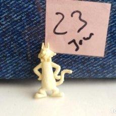Figuras de Goma y PVC: FIGURA DUNKIN HANNA BARBERA. Lote 121977399