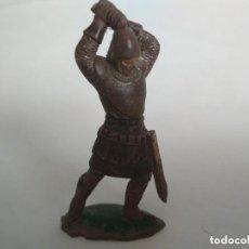 Figuras de Goma y PVC: FIGURA EN GOMA GLADIADOR REAMSA. Lote 121986103