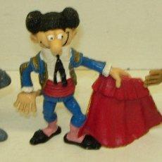 Figuras de Goma y PVC: FIGURAS PVC MORTADELO Y FILEMON, COMICS SPAIN, PARKER. Lote 49897115
