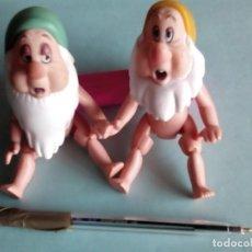 Figuras de Goma y PVC: MUÑECOS PVC ARTICULADOS MEDIDA 11CM. Lote 122298051