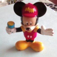 Figuras de Goma y PVC: FIGURA MIKEY PVC MIDE 7,5 CM. Lote 122299247