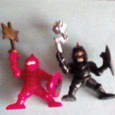 Figuras de Goma y PVC: MUÑECOS DE PLASTICO DURO BRAZOS MOVIBLES MIDEN 6,5 CM. Lote 122300595