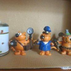 Figuras de Goma y PVC: ISIDORO LOTE. Lote 122397655