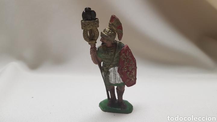 FIGURA SOLDADO ROMANO DE REAMSA N 168 (Juguetes - Figuras de Goma y Pvc - Reamsa y Gomarsa)