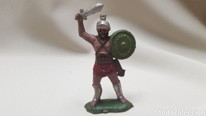 FIGURA SOLDADO ROMANO REAMSA N 162 (Juguetes - Figuras de Goma y Pvc - Reamsa y Gomarsa)