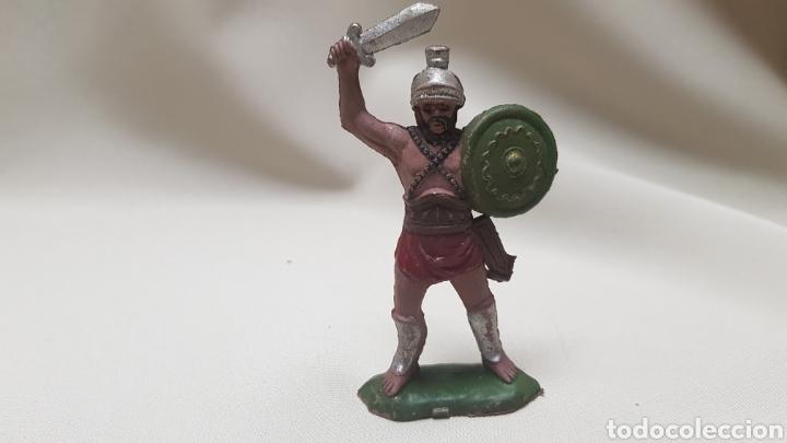 Figuras de Goma y PVC: Figura soldado romano reamsa n 162 - Foto 2 - 122531954