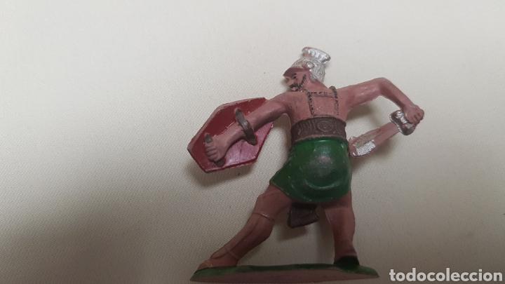 Figuras de Goma y PVC: Figura soldado romano de reamsa n 163 - Foto 4 - 122532416