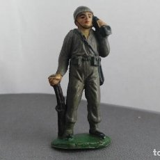 Figuras de Goma y PVC: ANTIGUA FIGURA DE GOMA PECHO JECSAN AÑOS 50 . Lote 122555627