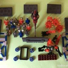 Figuras de Goma y PVC: LOTE DE PIEZAS LEGO . Lote 122579395