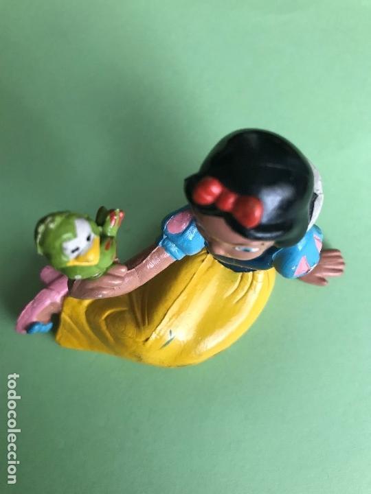 Figuras de Goma y PVC: BLANCANIEVES - FIGURA PVC COMICS SPAIN - Foto 3 - 122609995