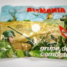 Figuras de Goma y PVC: SOBRE MONTAPLEX Nº 101 ALEMANIA GRUPO DE COMBATE - SOBRE CERRADO. Lote 208382010