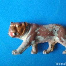 Figuras de Goma y PVC: FIGURA LEONA LAFREDO GOMA. Lote 122679775