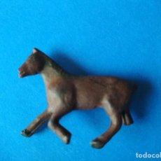 Figuras de Goma y PVC: FIGURA CABALLO DE GAMA GOMA. Lote 122679919