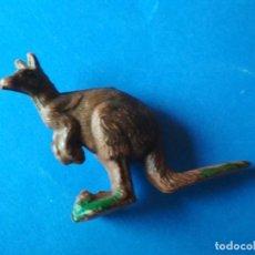 Figuras de Goma y PVC: CANGURO DE GAMA AÑOS 50. Lote 122680203