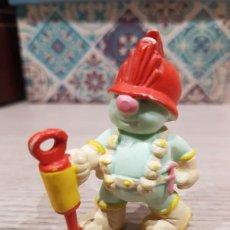 Figuras de Goma y PVC: FIGURA PVC O GOMA DURA CURRI LOS CURRIS LOS FRAGUEL FRAGEL ROCK SCHELEICH. Lote 156948390