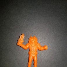 Figuras de Goma y PVC: FIGURAS DUNKIN YUPI. COLECCION HEMAN MASTERS DEL UNIVERSO. 1988. MER MAN. Lote 122852127