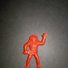 Figuras de Goma y PVC: FIGURAS DUNKIN YUPI. COLECCION HEMAN MASTERS DEL UNIVERSO. 1988. MER MAN. Lote 122852167