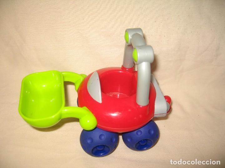 Figuras de Goma y PVC: LOTE DE CINCO FIGURAS DE TOLO - Foto 4 - 122949879