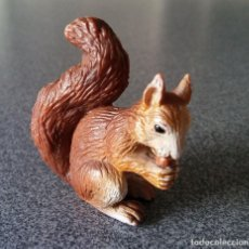 Figuras de Goma y PVC: ARDILLA SCHLEICH. Lote 123050235